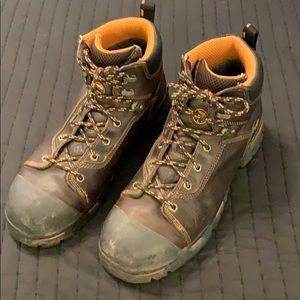 Timberland Pro Steel Toe Boots